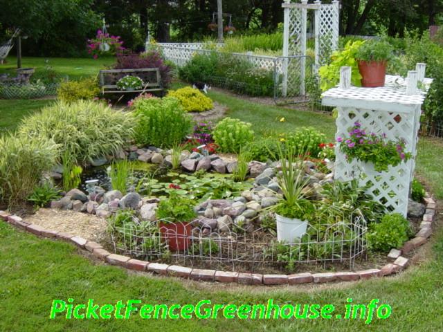 Water Garden Pond Plants 30