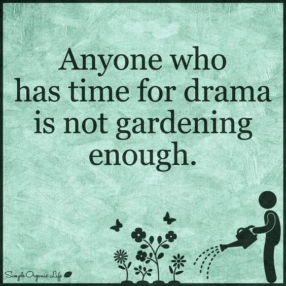 Gardening Humor & Quotes to share on social media